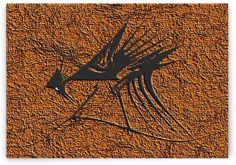 Oiseau Bird 3 by Createm