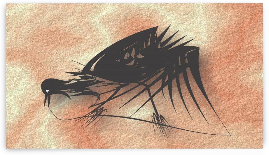 Oiseau Bird 1 by Createm