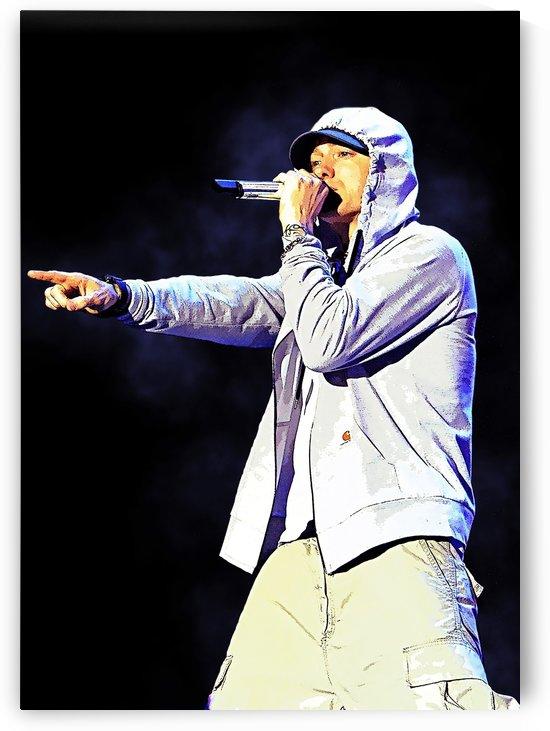 Eminem  by Gunawan Rb