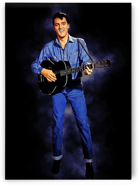 Elvis presley   The King by Gunawan Rb