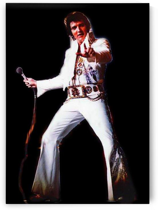Elvis Presley  by Gunawan Rb