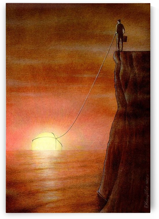 to the west by Pawel Kuczynski
