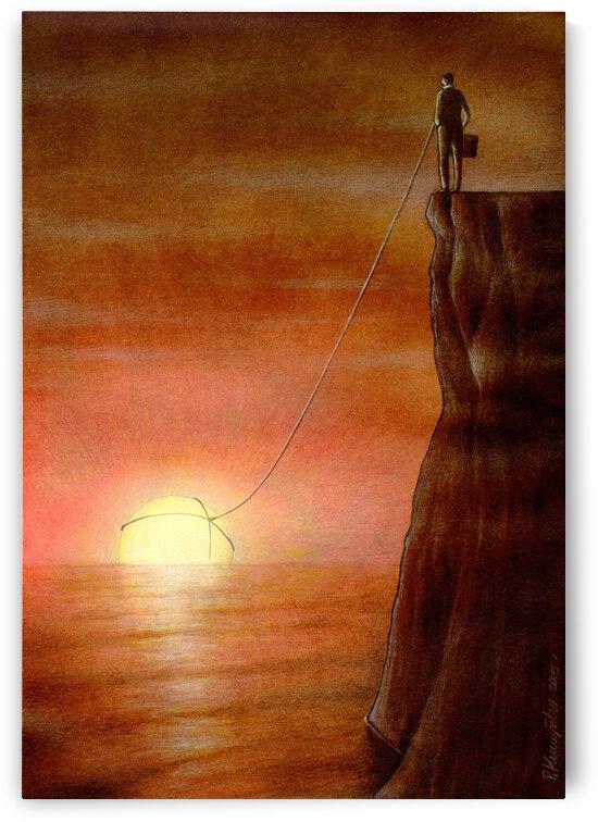 to the west by Pawel Kuczynski