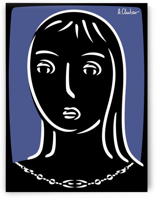 Girl by Alexander Chubar