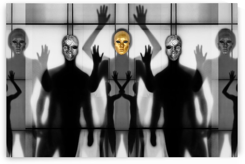 Body Language 64 by Igor Shrayer