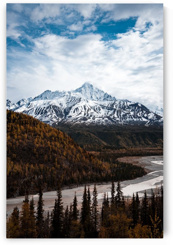 Alaskan Autumn by Lucas Moore
