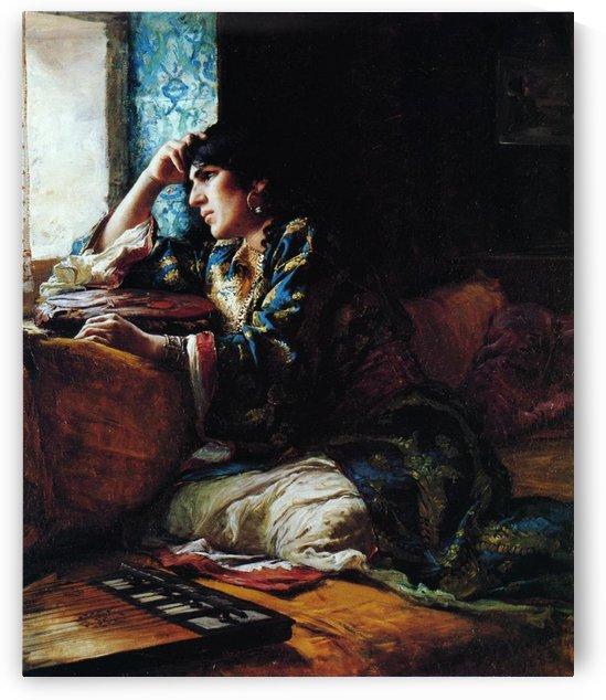 Forgotten Master by Frederick Arthur Bridgman