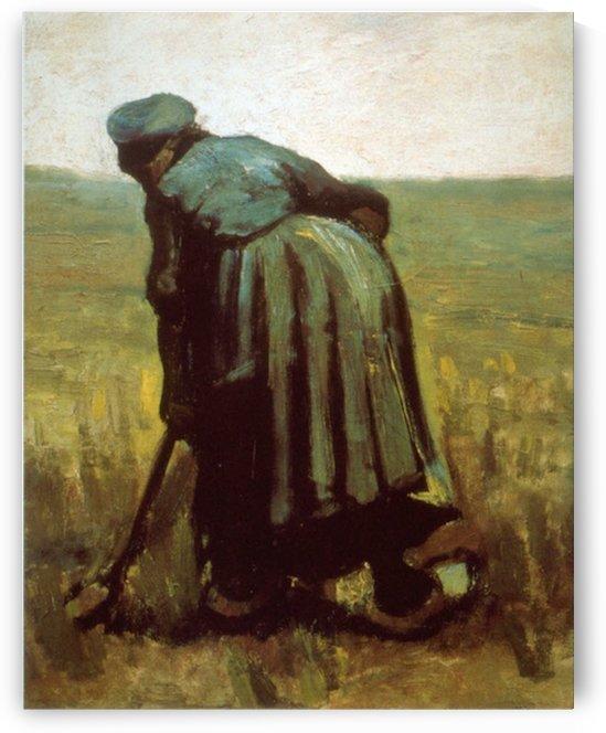 Digging by Van Gogh by Van Gogh