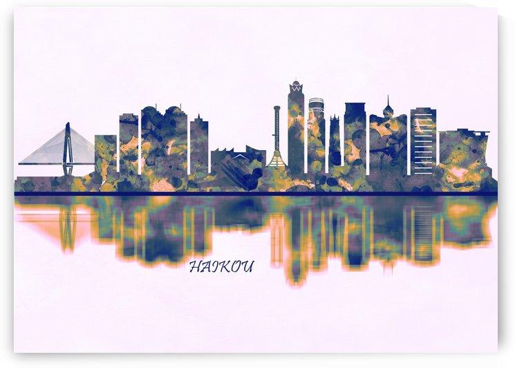 Haikou Skyline by Towseef Dar