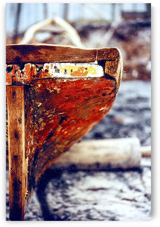 Boat IV by Carlos Wood