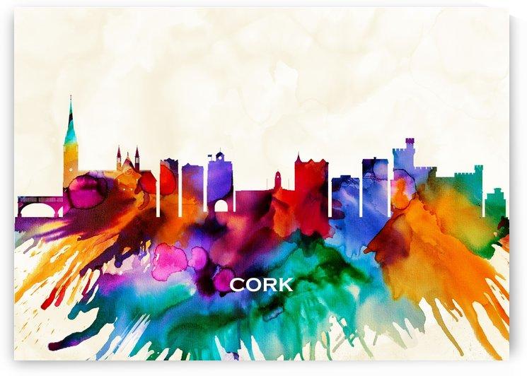 Cork Skyline by Towseef Dar