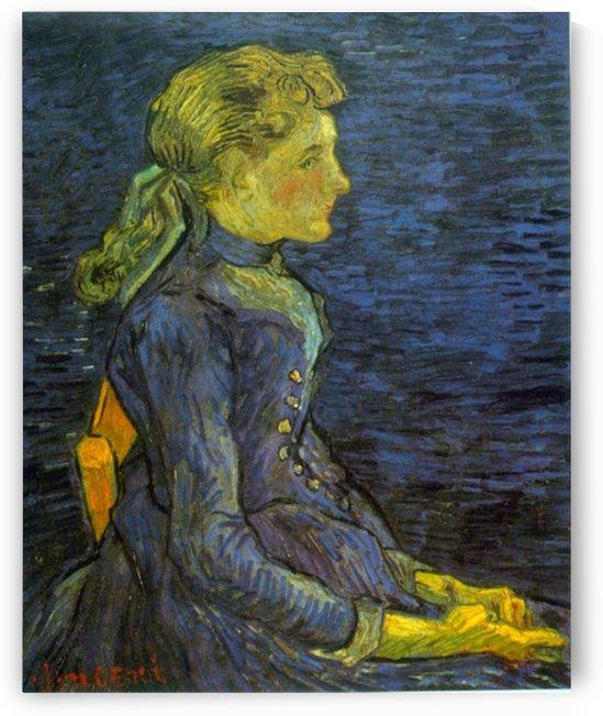 Dr Gachet by Van Gogh by Van Gogh