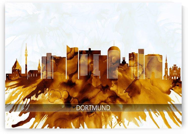 Dortmund Germany Skyline by Towseef Dar
