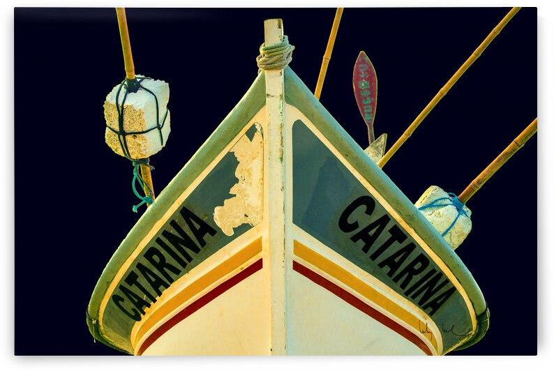 Boat X by Carlos Wood