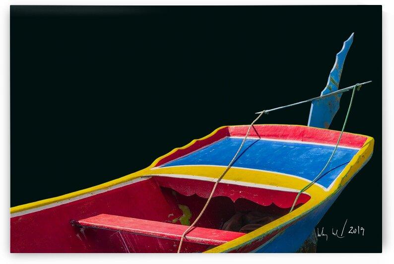 Boat XII by Carlos Wood