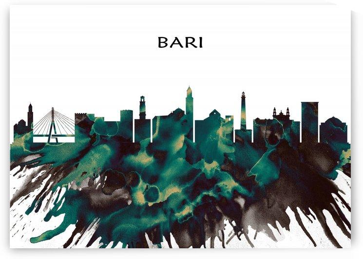 Bari Skyline by Towseef Dar