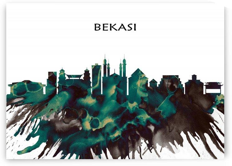 Bekasi Skyline by Towseef Dar
