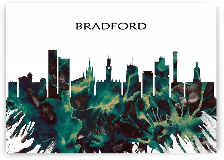 Bradford Skyline by Towseef
