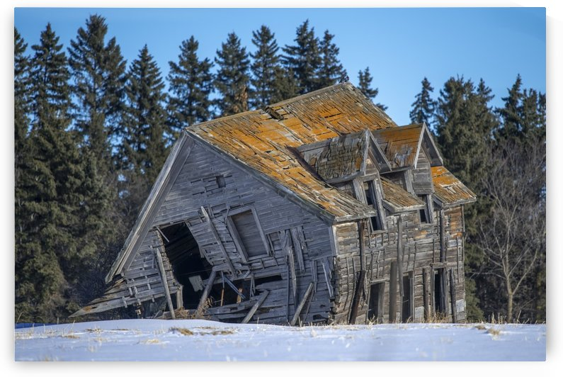 Old House by Ken Anderson Photography