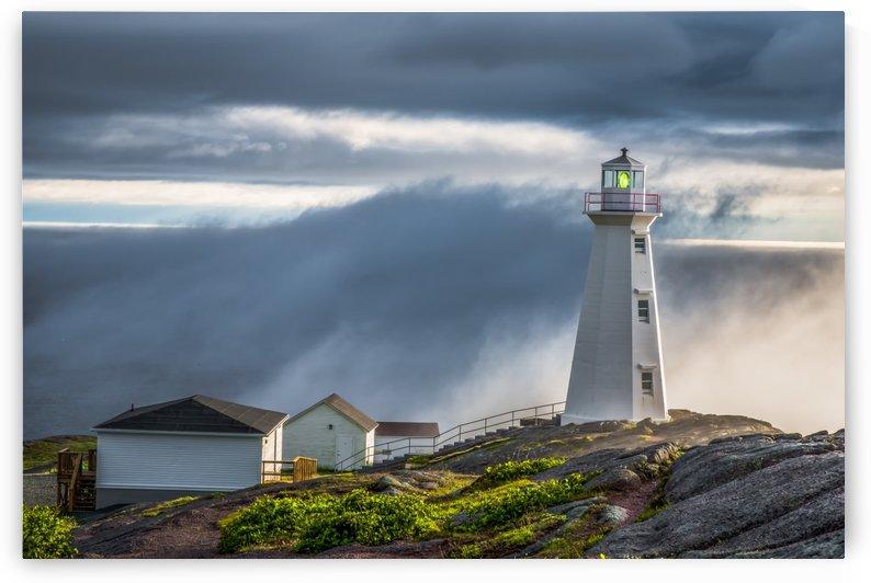 Cape Spear Lighthouse by Bob Kofman