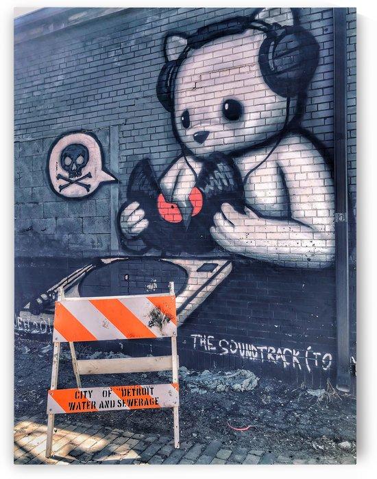 Angry Bear by UrbanStreetBeats