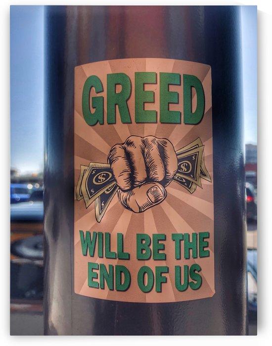 Greed  by UrbanStreetBeats