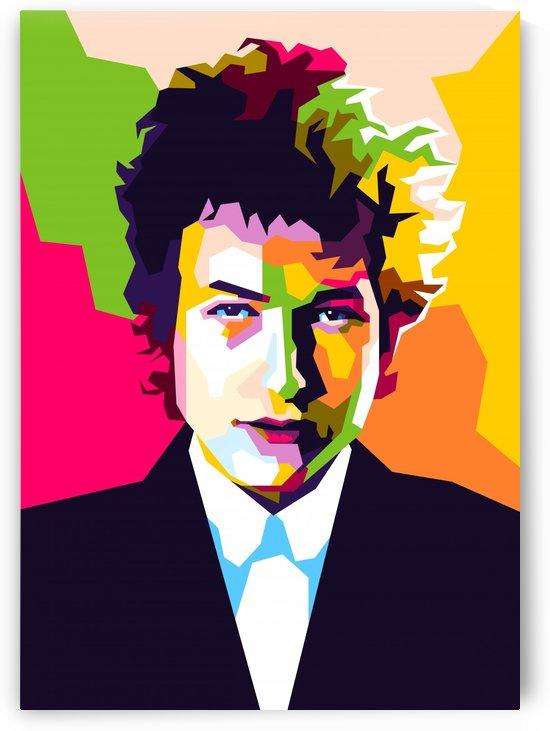 Bob Dylan by wpaprint