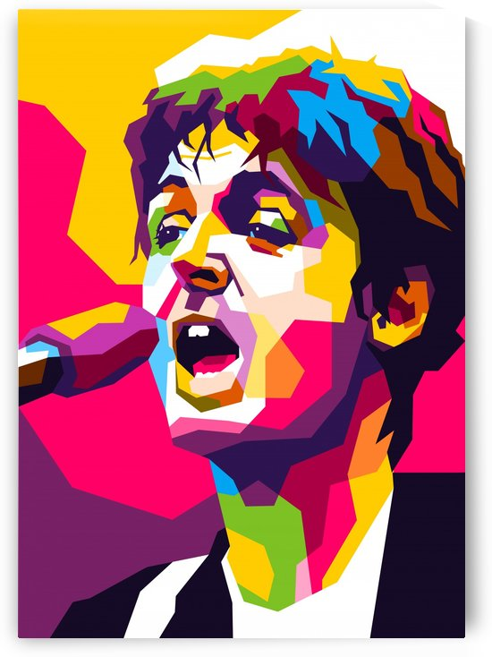 Paul McCartney by wpaprint