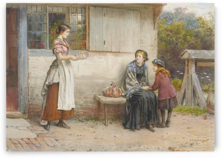 Tennants Auctioneers by Edward Antoon Portielje