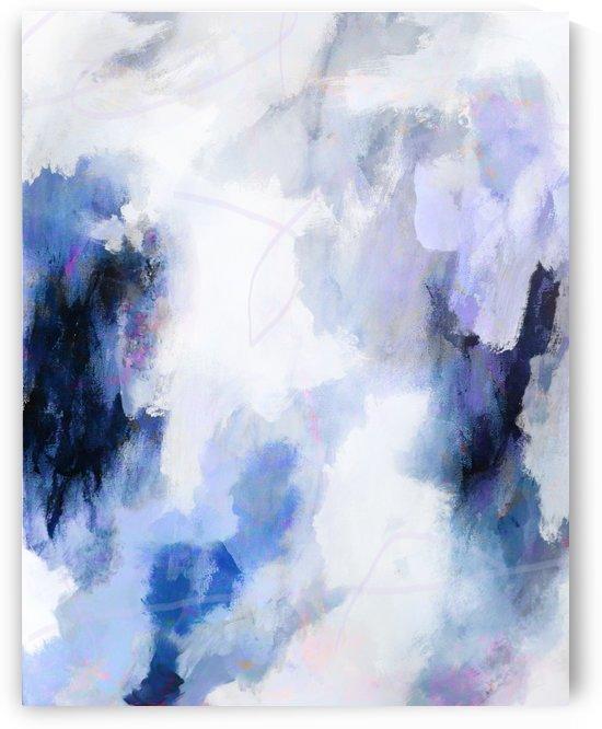 Lavender Cloud by Connie Schofield Art