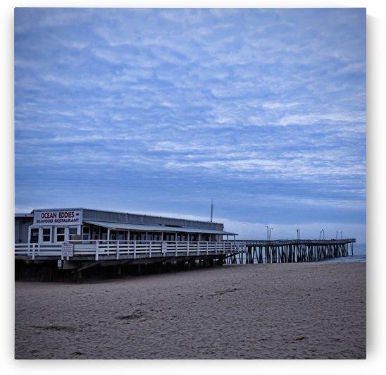Virginia Beach Ocean Eddies by Leslie Montgomery