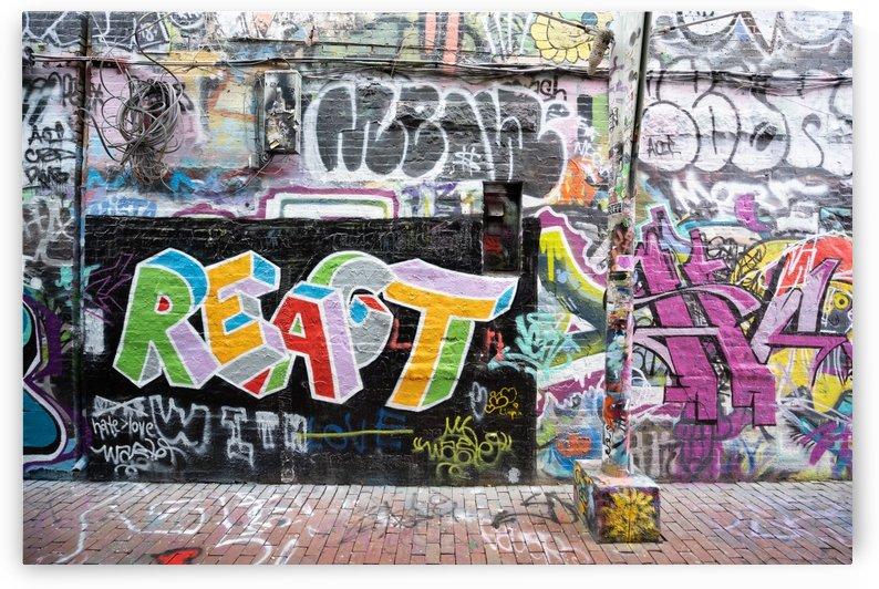 React Graffiti by Dan Fleury