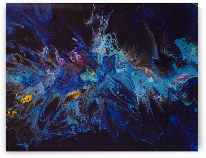 Atlantis by Maria Bell