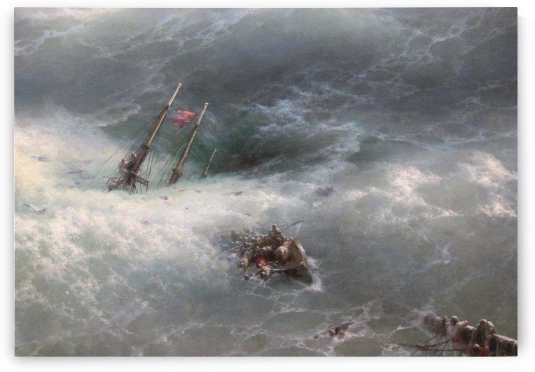Onda by Ivan Aivazovsky