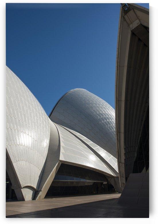 Sydney Opera house sails. by Downundershooter