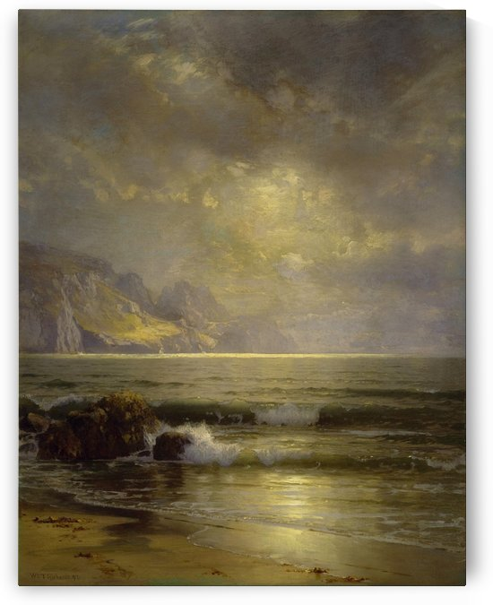 Seascape by Ivan Aivazovsky