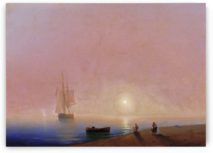 Farewell by Ivan Aivazovsky