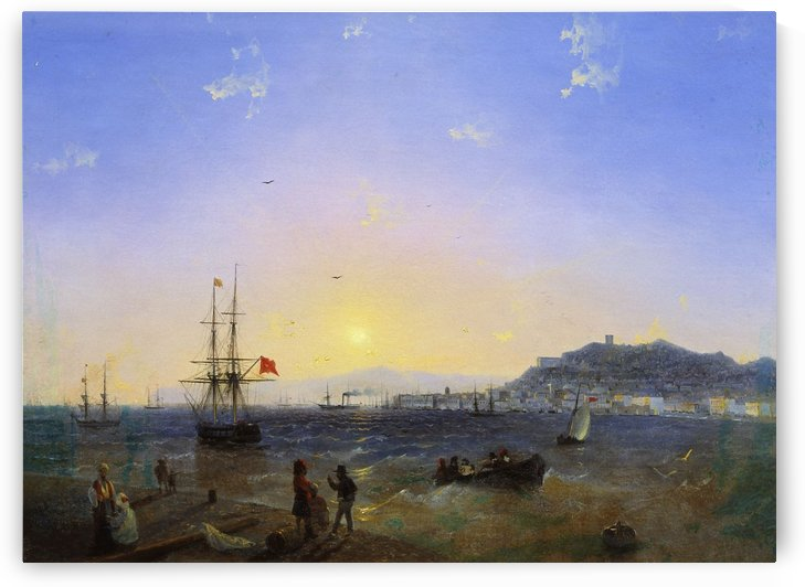 Kerch by Ivan Aivazovsky