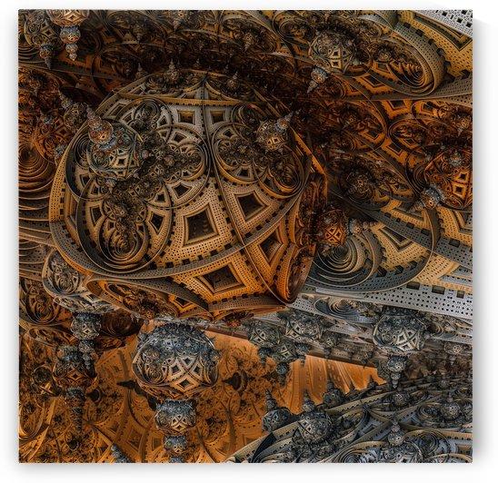 Astic fractalus  by Jean-Francois Dupuis