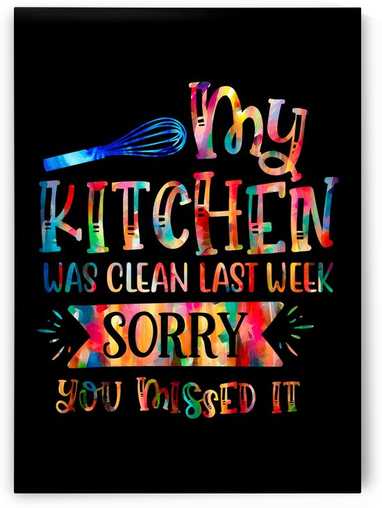 Missed Clean Kitchen by Artistic Paradigms