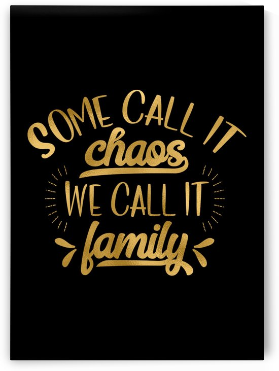 Chaos and Family by Artistic Paradigms