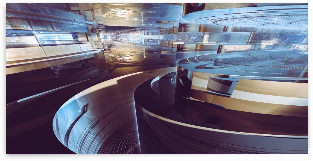 Arriflexspace by Jean-Francois Dupuis