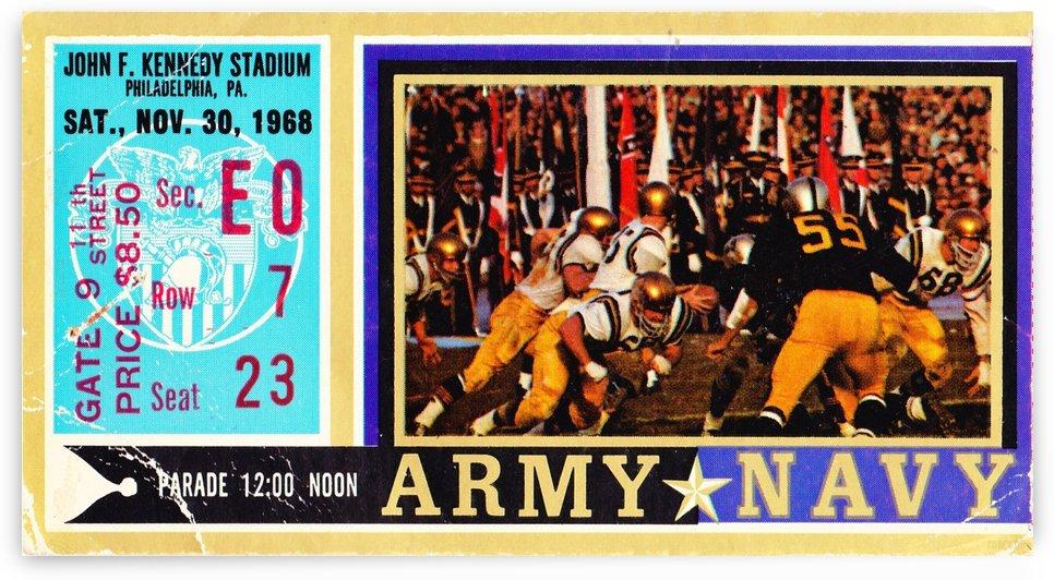 1968 Army vs. Navy by Row One Brand