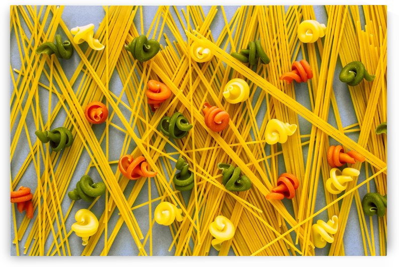 Pasta & Art by Bentivoglio Photography
