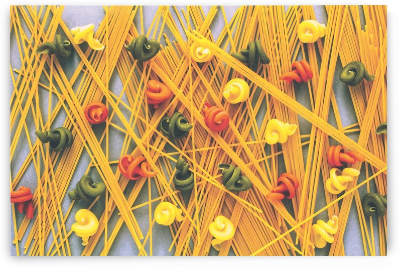 Pasta & Art - Opaque by Bentivoglio Photography