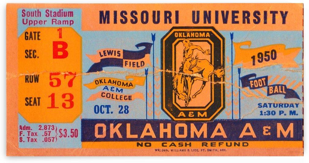 1950_College_Oklahoma vs. Oklahoma State_Lewis Field_Stillwater_Row One Brand by Row One Brand