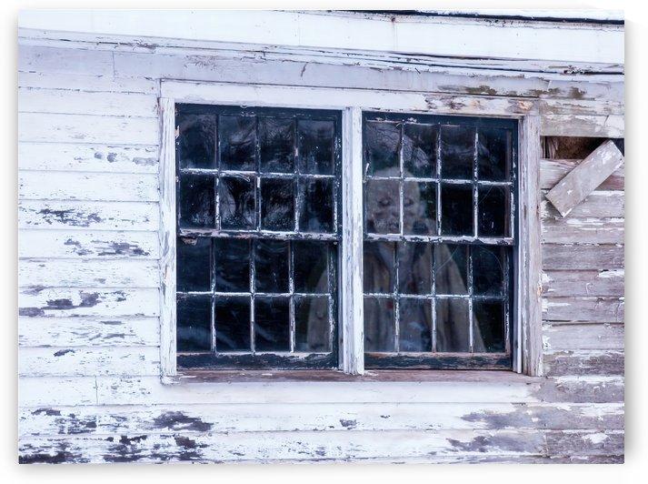 What Lurks Behind Windows by Leslie Montgomery