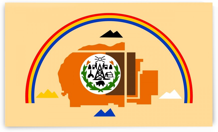Navajo Nation Flag by Fun With Flags
