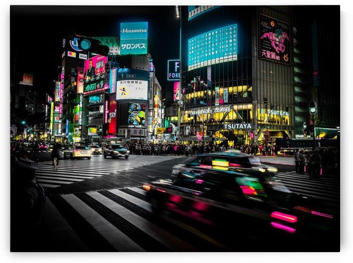 Shibuya Shuffle by Verinder Grewal Photography