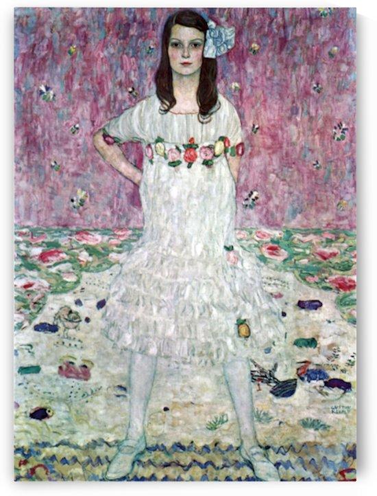 Eugenia Primavesi by Klimt by Klimt
